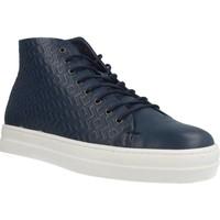 Sapatos Mulher Sapatilhas de cano-alto Gas ROMA ETNICO Azul