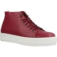 Sapatos Mulher Sapatilhas de cano-alto Gas ROMA ETNICO Vermelho