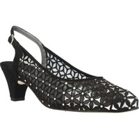 Sapatos Mulher Escarpim Argenta 27401 Preto