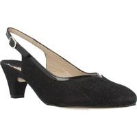 Sapatos Mulher Escarpim Argenta 27420R Preto