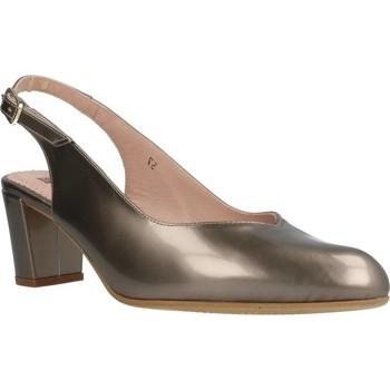 Sapatos Mulher Escarpim Piesanto 1229 Marron