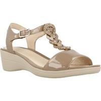 Sapatos Mulher Sandálias Stonefly VANITY III 11 Marron
