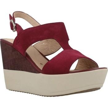 Sapatos Mulher Sandálias Stonefly SAINT TROPEZ 13 Vermelho
