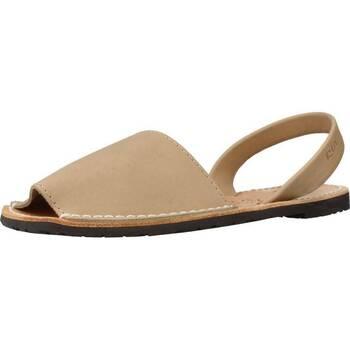 Sapatos Homem Sandálias Ria 20022 Marron