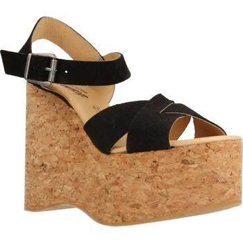 Sapatos Mulher Sandálias Mamalola 71524 Preto