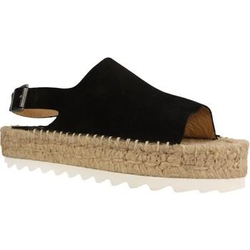 Sapatos Mulher Alpargatas Mamalola 464M Preto