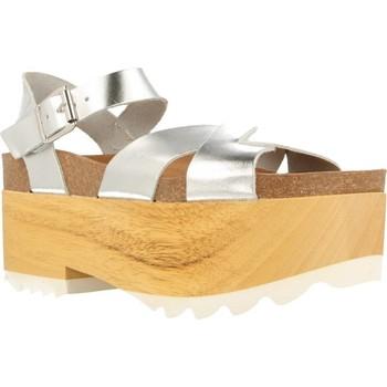 Sapatos Mulher Sandálias Mamalola 71527 Silver