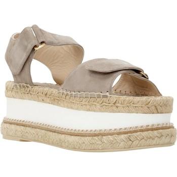 Sapatos Mulher Sandálias Equitare 72325 Cinza