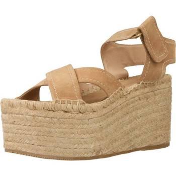 Sapatos Mulher Alpargatas Equitare 17006E Marron