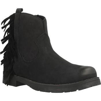 Sapatos Rapariga Botas baixas Lulu WENDY Preto
