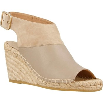 Sapatos Mulher Alpargatas Equitare JONES26 Marron