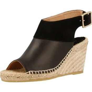 Sapatos Mulher Alpargatas Equitare JONES26 Preto