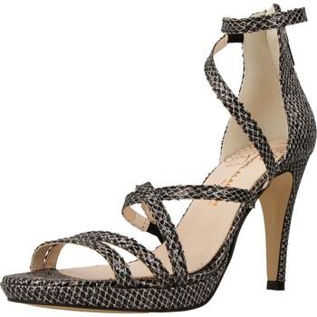 Sapatos Mulher Sandálias Angel Alarcon 17570 077 Preto