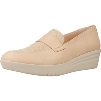 Sapatos Mulher Mocassins Mikaela 17075 Marron