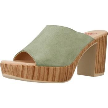 Sapatos Mulher Tamancos Mikaela 17045 Verde