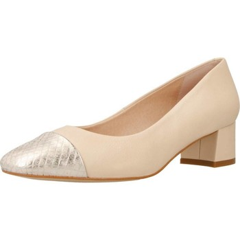 Sapatos Mulher Escarpim Mikaela 17104 Beis