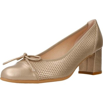 Sapatos Mulher Escarpim Mikaela 17024 Ouro