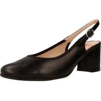Sapatos Mulher Escarpim Mikaela 17109 Preto