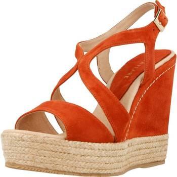 Sapatos Mulher Sandálias Equitare JONES29 Marron