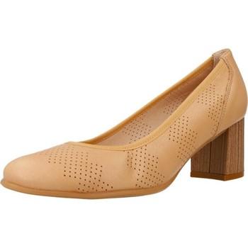 Sapatos Mulher Escarpim Mikaela 17029 Marron