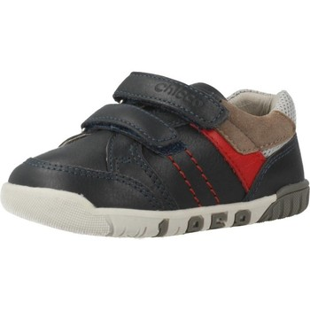 Sapatos Rapaz Sapatilhas Chicco GASTON Azul