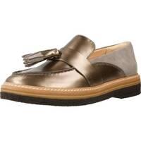 Sapatos Mulher Mocassins Clarks ZANTE SPRING Silver
