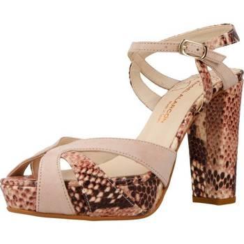 Sapatos Mulher Sandálias Angel Alarcon 17516 513 Rosa