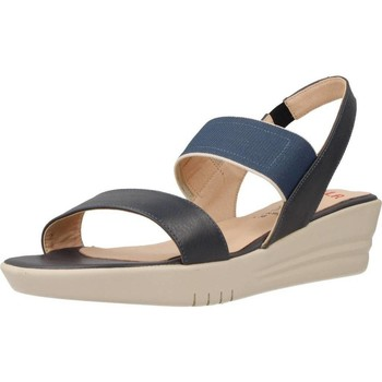 Sapatos Mulher Sandálias Mikaela 17777M Azul