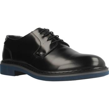 Sapatos Homem Sapatos Stonefly ALBY 2 BIS BRUSH Preto