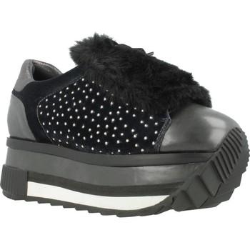 Sapatos Mulher Sapatilhas Elvio Zanon G6204N Azul