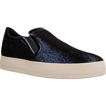 Sapatos Mulher Slip on Geox D HIDENCE Azul