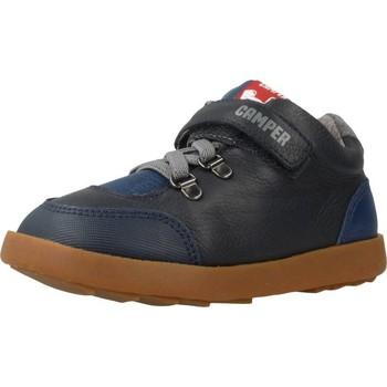 Sapatos Rapaz Sapatilhas Camper BRYN FW Azul