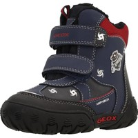 Sapatos Rapaz Botas de neve Geox B GULP B BOY ABX Azul