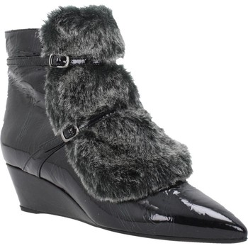 Sapatos Mulher Botas baixas Geox D JAUNIE A Preto
