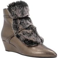 Sapatos Mulher Botas baixas Geox D JAUNIE A Marron