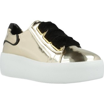 Sapatos Mulher Sapatilhas Just Another Copy JACPOP002 Ouro