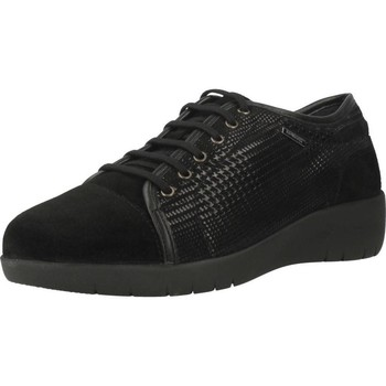 Sapatos Mulher Sapatos Stonefly PASEO III 5 Preto