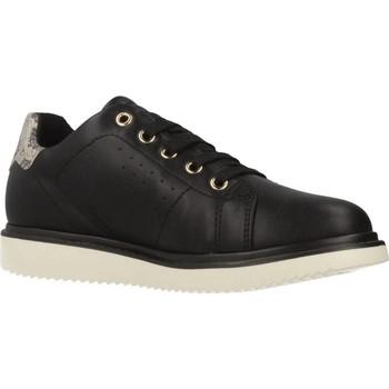 Sapatos Rapariga Sapatilhas Geox J THYMAR GIRL Preto