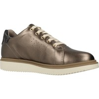 Sapatos Rapariga Sapatilhas Geox J THYMAR G Marron