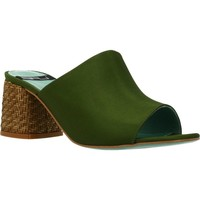 Sapatos Mulher Chinelos Lab 18254 431 Verde