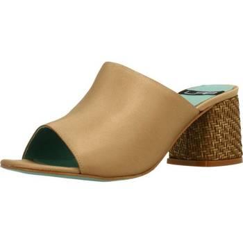 Sapatos Mulher Chinelos Lab 18254 431 Ouro