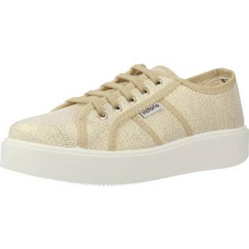 Sapatos Rapariga Sapatilhas Victoria 1260125 Ouro