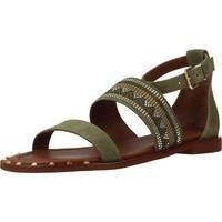 Sapatos Mulher Sandálias Alpe 3747 12 Verde