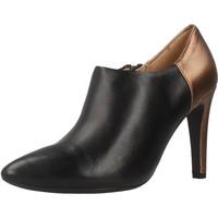 Sapatos Mulher Botas baixas Geox D CAROLINE Preto