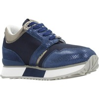 Sapatos Mulher Sapatilhas Apepazza RAPHAELLE Azul