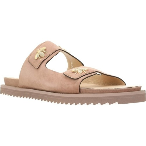 Sapatos Mulher Sandálias Elvio Zanon H0501P Rosa