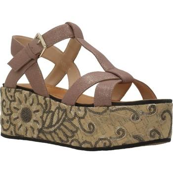 Sapatos Mulher Sandálias Elvio Zanon H0804P Marron