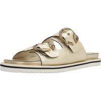 Sapatos Mulher Sandálias Elvio Zanon H3804P Ouro