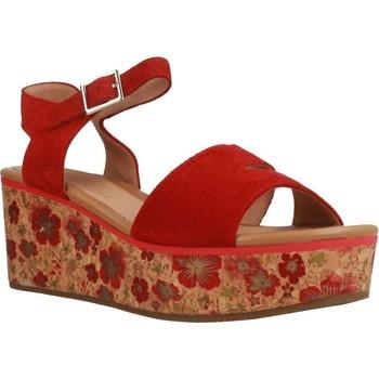 Sapatos Mulher Sandálias Stonefly DIVA 2 Vermelho