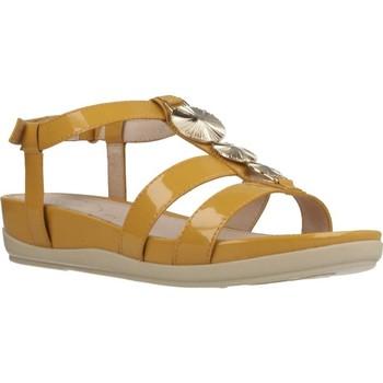 Sapatos Mulher Sandálias Stonefly 110300 Amarelo